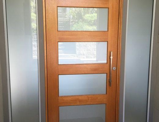 ResiFrost Entrance Door